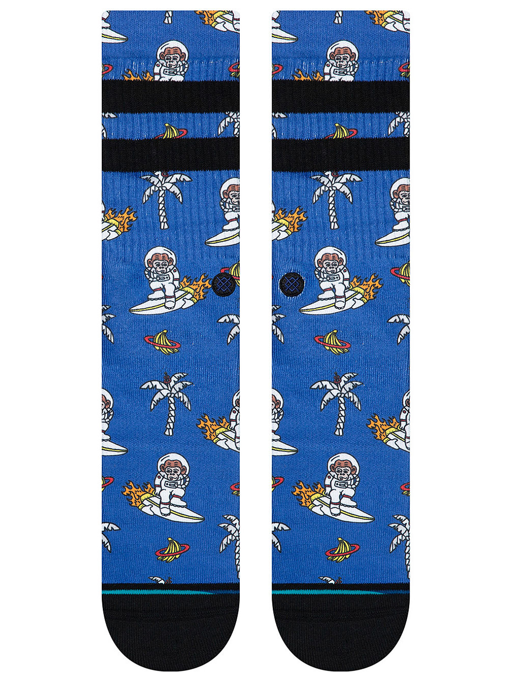 Space Monkey Socken