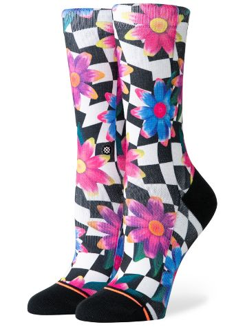 Stance Crazy Daisy Crew Calcetines