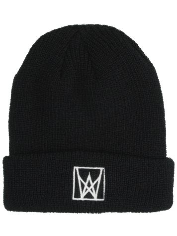Welcome Icon Embroidered Beanie