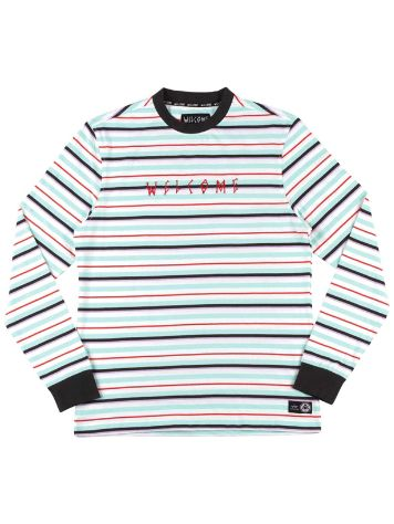 Welcome Surf Stripe T-Shirt