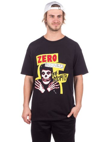 Zero X Misfits Zero Business T-Shirt