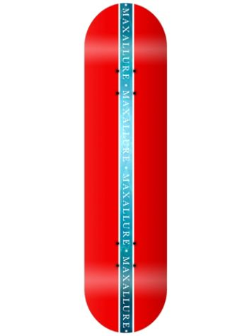 Maxallure Red Starting Line 8.38'' Skate Deck