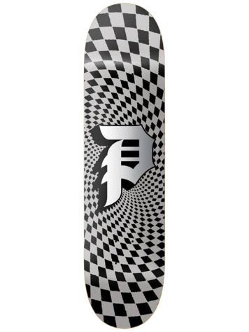 Primitive Dirty P Check 8.5 Skateboard Deck