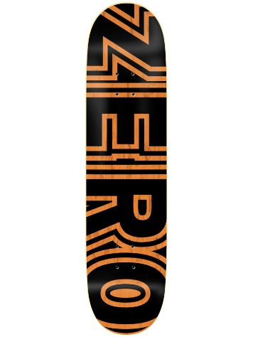 Zero Bold Orange Price Point 8.0 Deck
