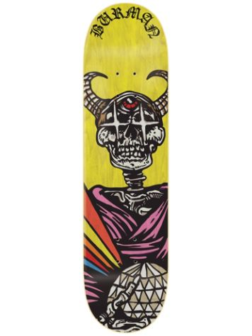 Zero Burman Boss Dog II 8.25 Skateboard Deck