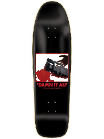 Zero Damn It All 8.75 Skateboard Deck