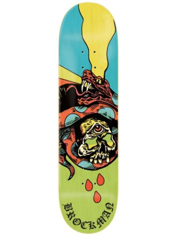 Zero Brockman Boss Dog II 8.5 Skateboard Deck
