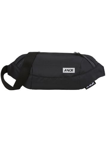 AEVOR Shoulder Bag Proof Black Vyölaukku