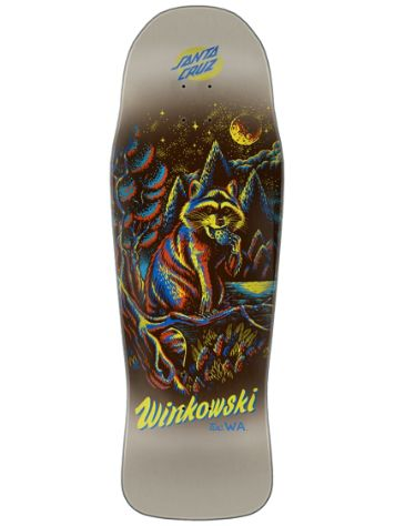 "Santa Cruz Winkowski Trash 10.3"" Skateboard Deck"