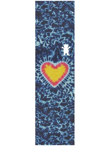 Grizzly Home Grown Heart Griptape