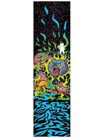 Grizzly Black Light Grip Tape Grip Tape