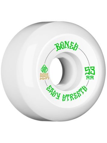 Bones Wheels STF Easy Streets 99A V5 53mm Rollen