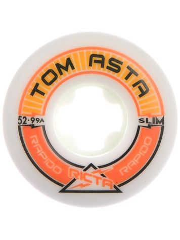 Ricta Tom Asta Pro Rapido Slim 99A 52mm Hjul