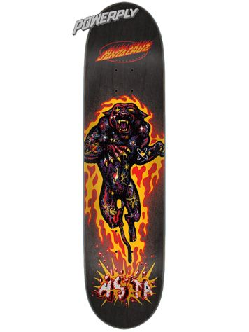 "Santa Cruz Asta Cosmic Cat 8.0"" Skateboard Deck"