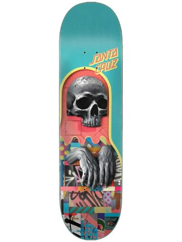 Santa Cruz Primal Chant Everslick 8.5'' Deck Skateboard