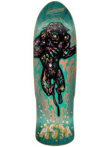 "Santa Cruz Asta Cosmic Cat Preissue 9.4"" Skateboard Dec"