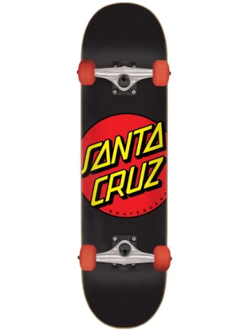 Santa Cruz Classic Dot Spring 19 6.75'' Complete Comple