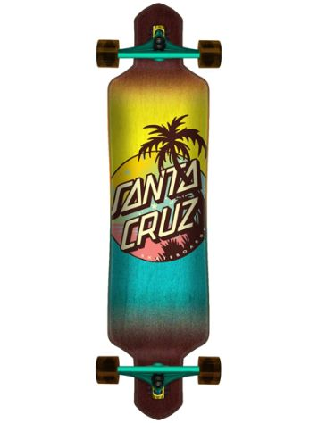 "Santa Cruz Palm Dot 9.2""x41"" Drop Thru Complete"