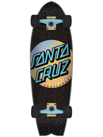 Santa Cruz Prowl Dot 8.8 Shark Cruzer 8.8 Complete Comp