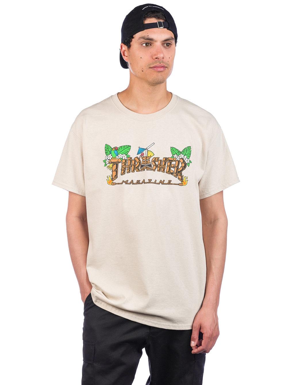 4985cb79f158 Buy Thrasher Tiki T-Shirt T-Shirt online at Blue Tomato