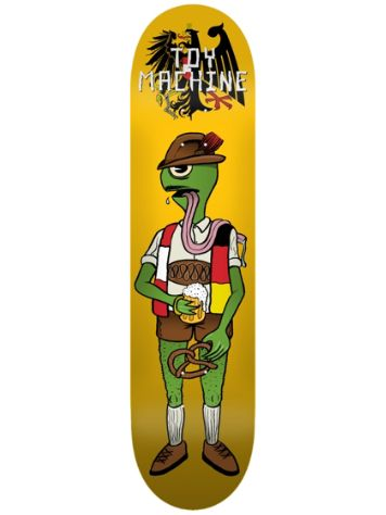 "Toy Machine Backpfeifengesicht 8.25"" Deck Skateboar Skat"