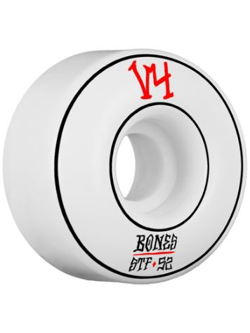 Bones Wheels STF V4 Series V 83B 52 Wheels Wheels