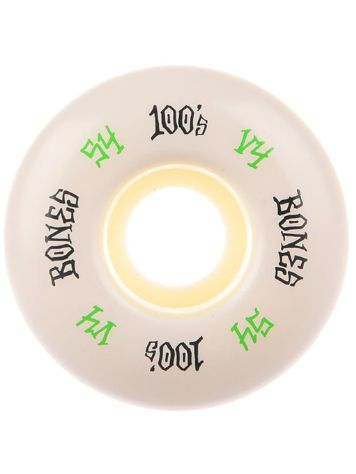 Bones Wheels 100's Og #17 V4 100A White 54mm Rollen