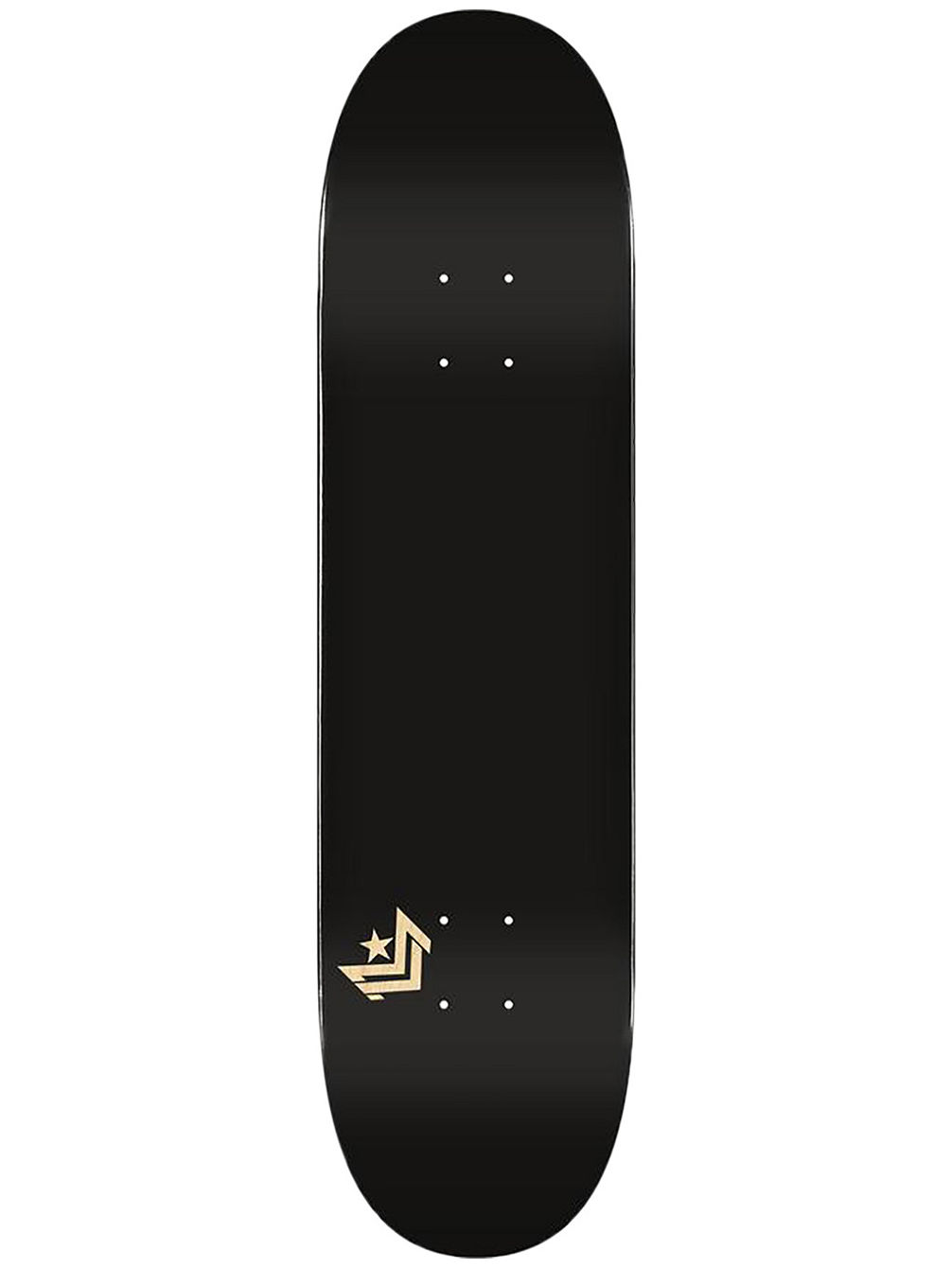 "Chevron Shape 170 8.25"" Skateboard Deck"