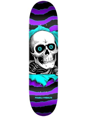 "Powell Peralta Ripper Birch 8.0"" Skateboard Deck Skate Skat"