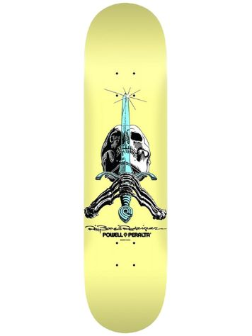 "Powell Peralta Skull&Sword Pastel Pop 8.25"" Skateboard Deck"