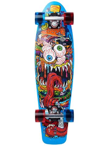 "Penny Skateboards 27"" Burger Monster Cruiser Complete"