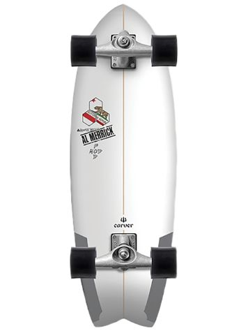 "Carver Skateboards CI Pod Mod C7 9.875"" x 29.25"" Cruiser Comple"