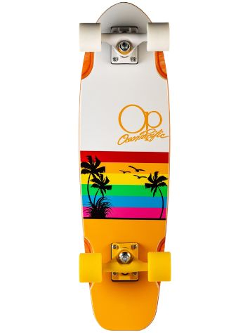 "Ocean Pacific Sunset 7.5"" x 27"" Cruiser Complete"