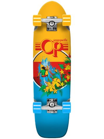 "Ocean Pacific Makai 9.5""x 39"" Drop Through Longboard Compl"