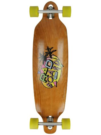 "RAD Board Co. So Surf 9.5"" x 36"" Drop Through Longboard Komplet"