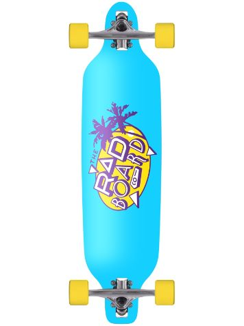 "RAD Board Co. So Surf 9.5"" x 36"" Drop Through Longboard Completo"