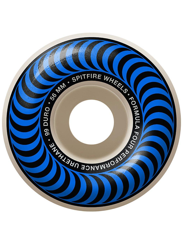 Artikel klicken und genauer betrachten! - Optimale Kontrolle bei jeder Geschwindigkeit.FeaturesSpitfire Skateboard RollenFormular Four UrethanKlassische Formglatte Oberflächemehr Geschwindigkeit und Kontrolle auf allen OberflächenFlatspotResistenthält die Form länger | im Online Shop kaufen