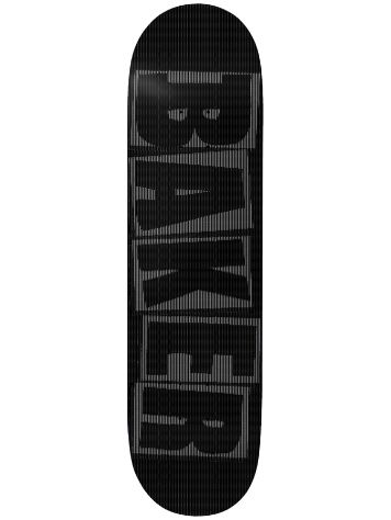 "Baker Rowan Brand Name Oracle 8.0"" Skateboard Deck"