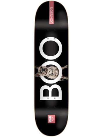 "DGK Boo Smokey 8.25"" Skateboard Deck"
