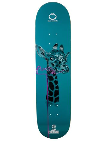 "Blue Tomato Urban Party Animal Dora 8.125"" Skateboard De"