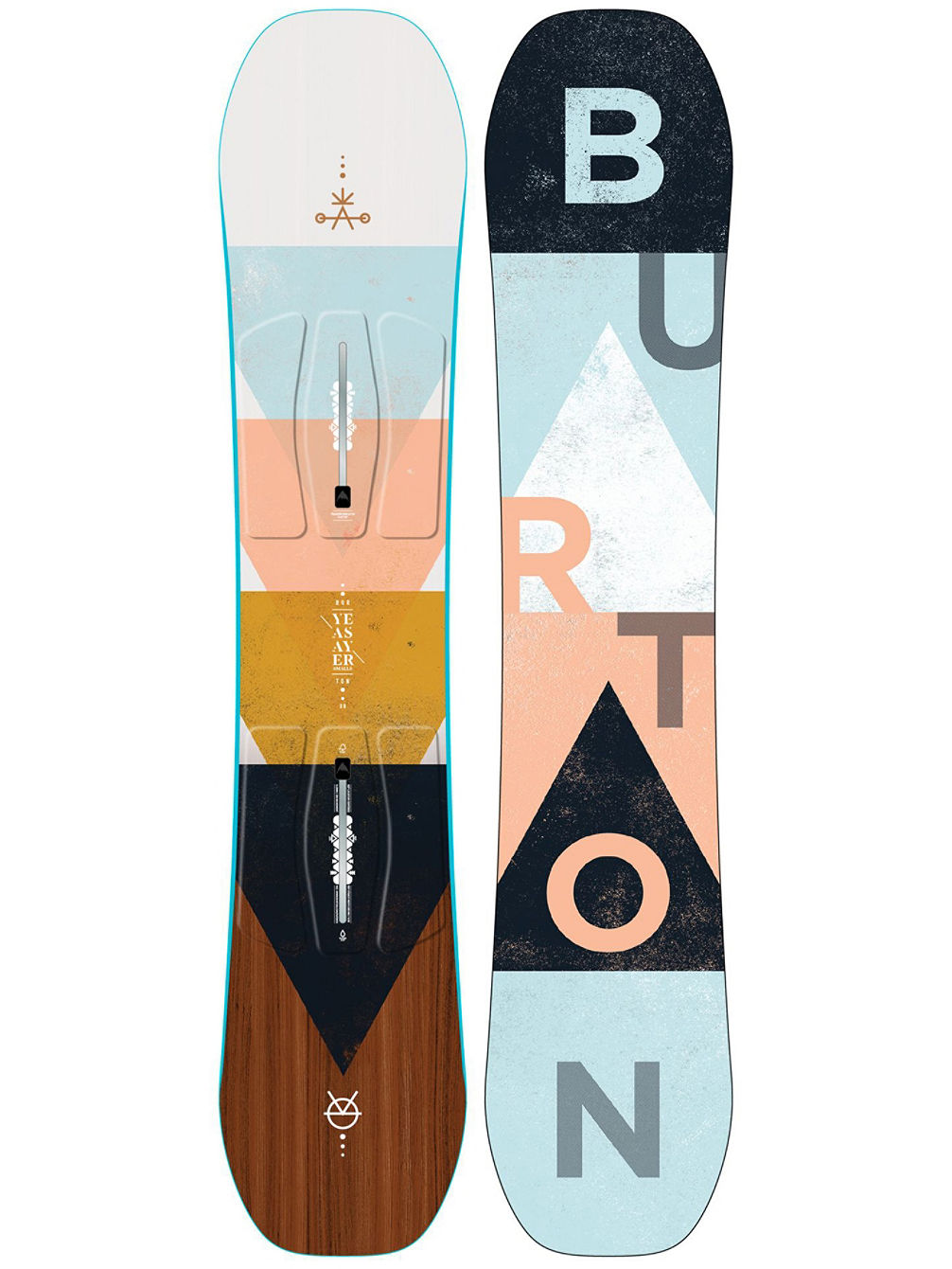 Yeasayer Smalls 138 2020 Snowboard