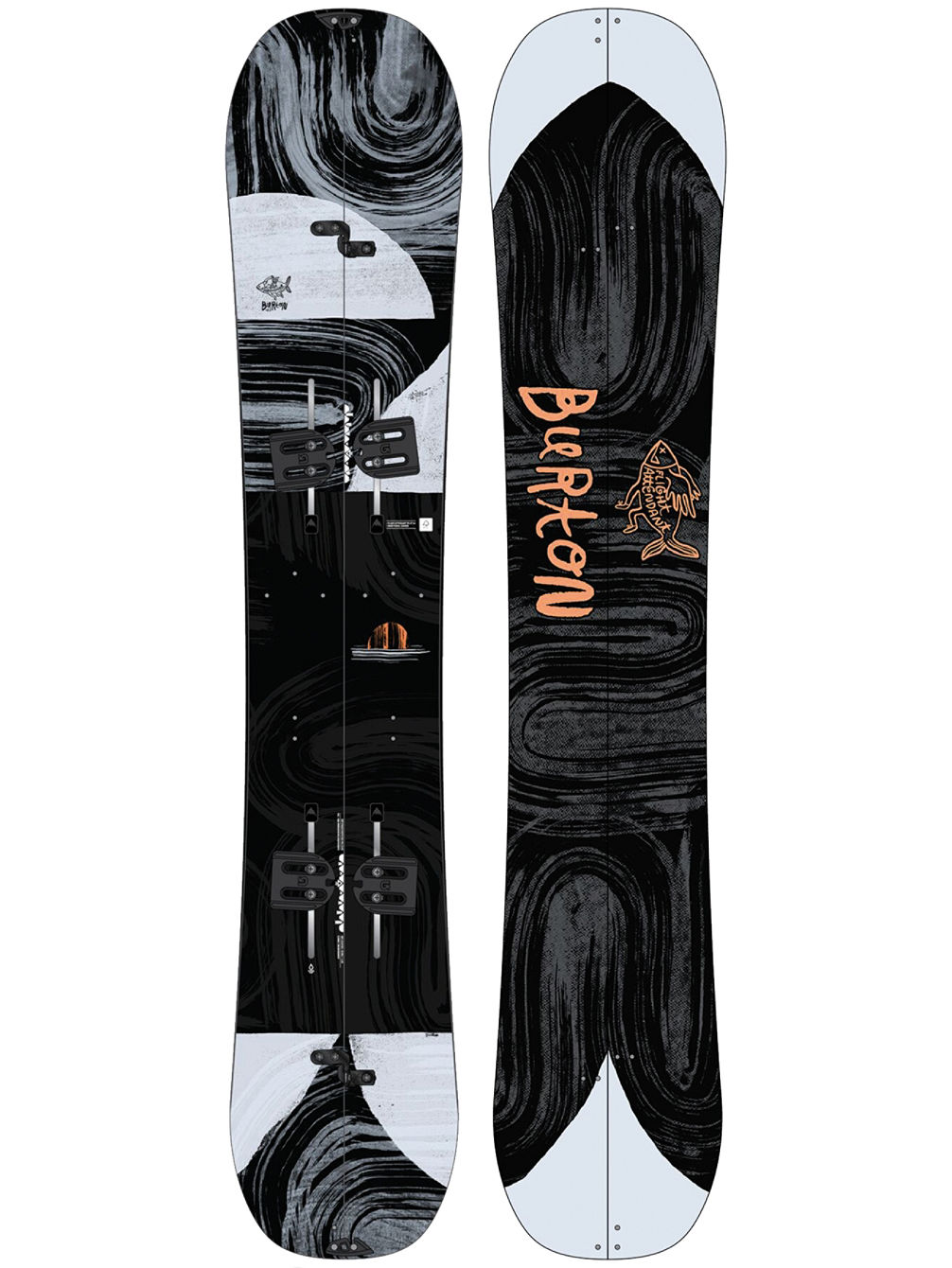 Flight Attendant 163 Splitboard 2020