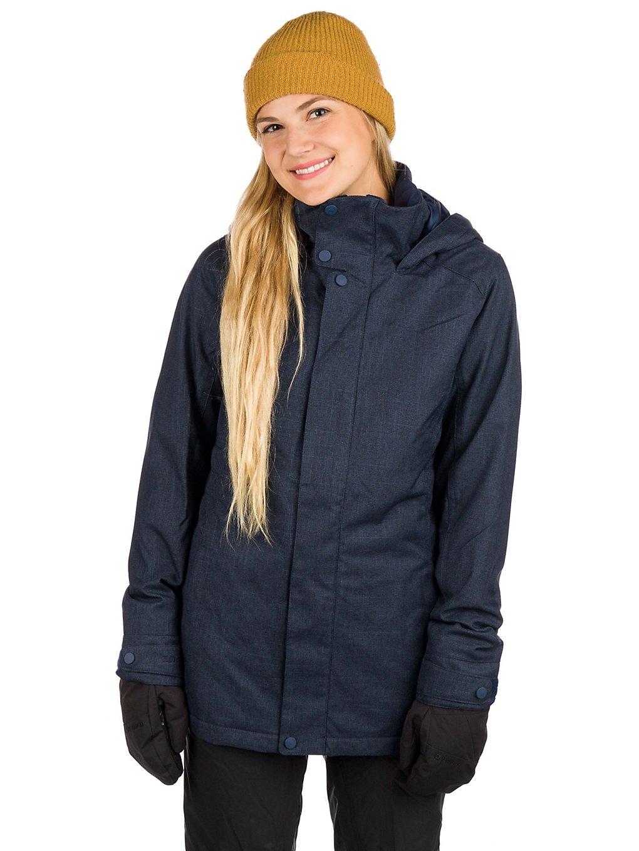 Burton Jet Set Jacket dress blue