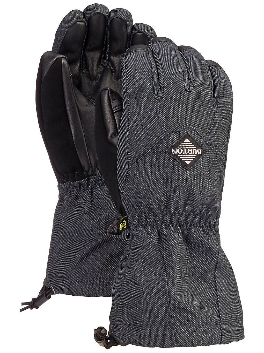 Image of Burton Profile Gloves nero