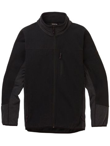 Burton Minturn Fleece Full Zip Sweater