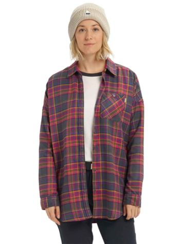 Burton Grace Performance Flannel Shirt LS