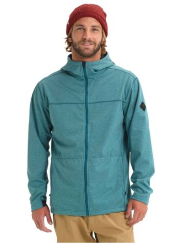 Burton Performance Crown Bonded Full Sudadera con Cremallera