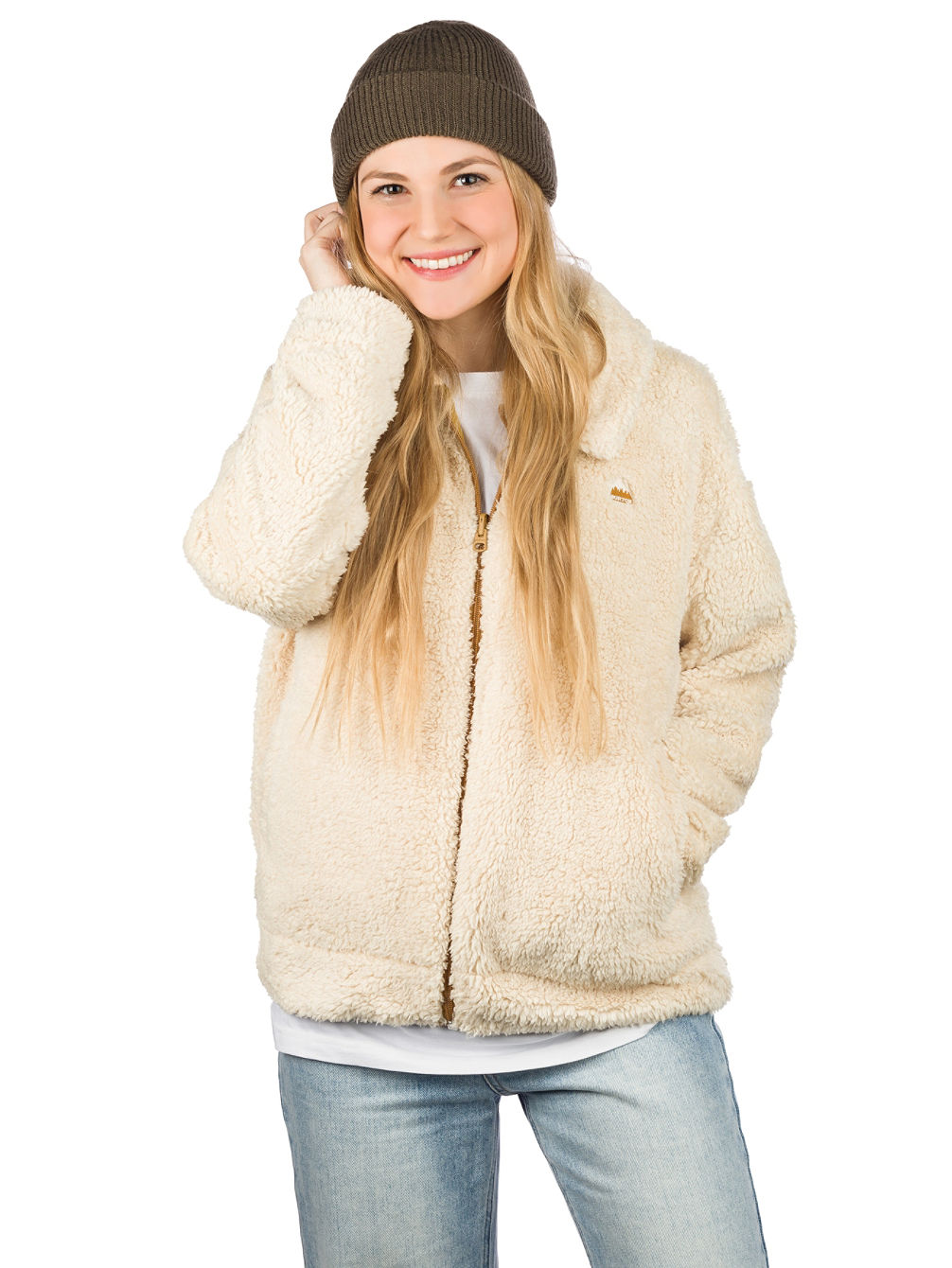 Lynx Reversible Fleece Jakna
