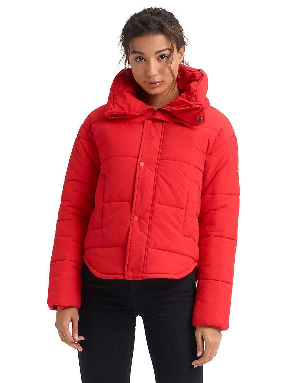 Burton Heyland Jacket flame scarlet