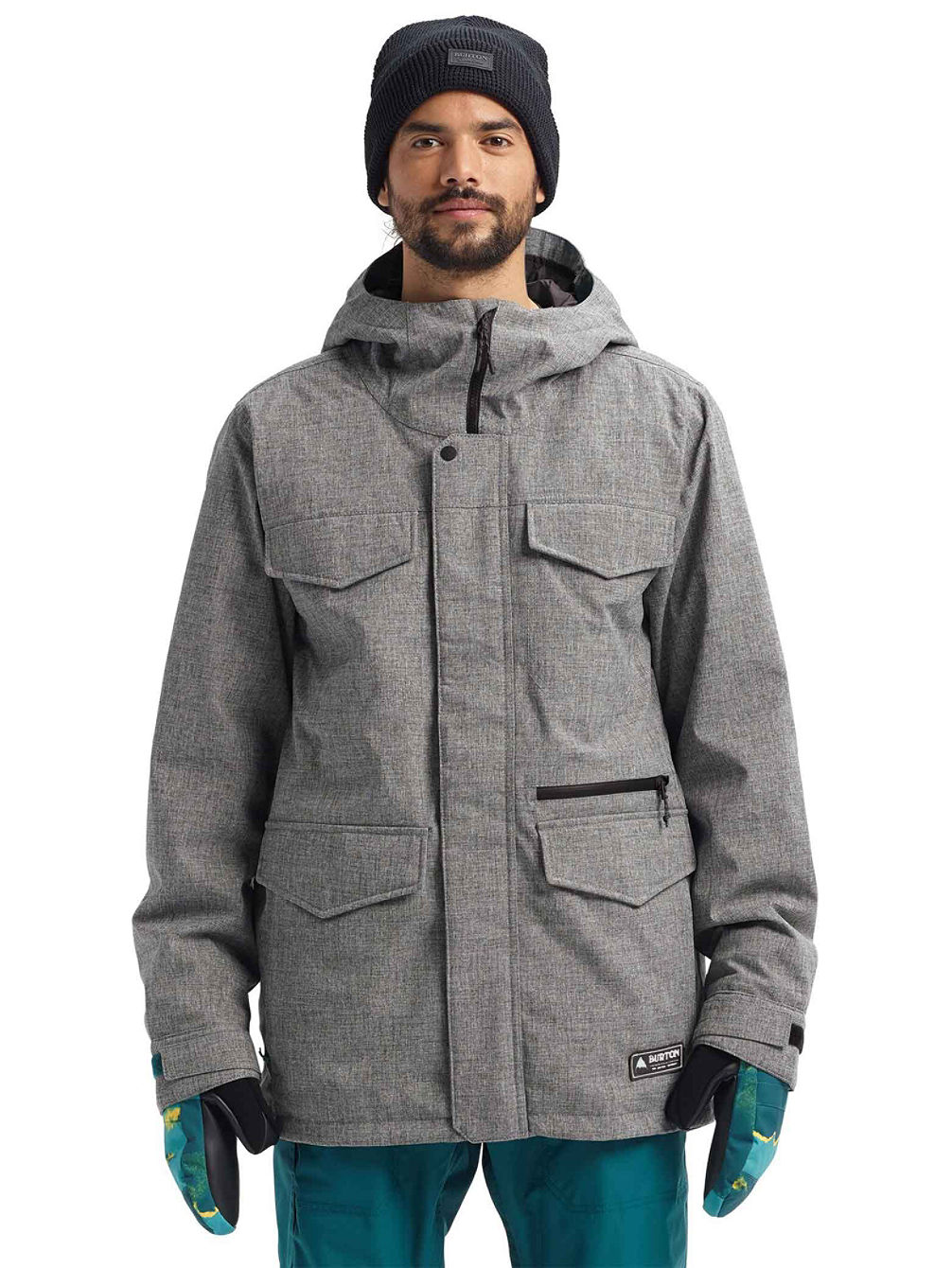 Covert Slim Jacke